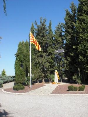 79è Aniversari de l'afusellament del president Lluís Companys. Actes diversos al Monument al President al seu poble natal del Tarròs. En breu us informarem dels actes previstos.
