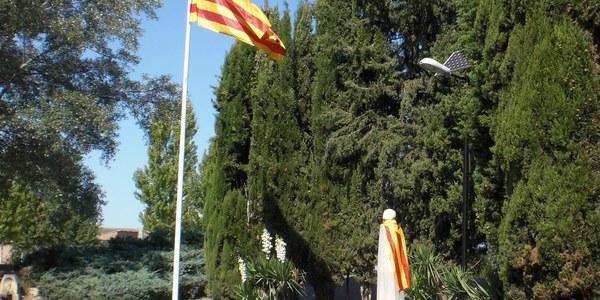 79è Aniversari de l'afusellament del president Lluís Companys. Dimarts dia 15 d'octubre, a les 17:00 hores al monument en memòria del President al seu poble natal.
