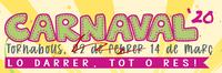 Cancel·lació del carnestoltes de Tornabous - Dissabte dia 14 de març