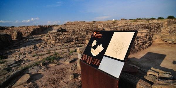 Descobreix la ciutat ibèrica del Molí d'Espígol de Tornabous. Dissabte 29 de febrer.