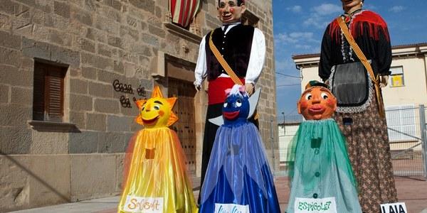 Festa Major de Tornabous 2019, dies 4, 5 i 6 d'octubre