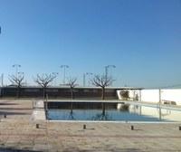 Inici de les obres d'arranjaments de les piscines municipals