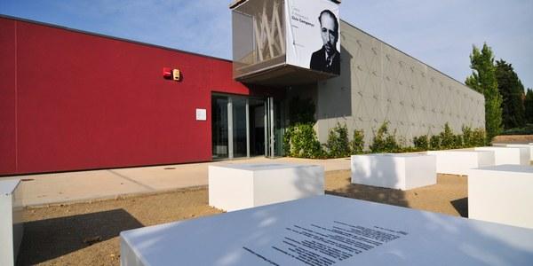 Jornada de portes obertes al Centre d'Interpretació Lluís Companys, del Tarròs, dissabte dia 1 de febrer.