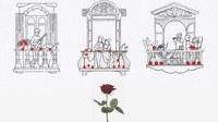 Omplim de roses els balcons!!