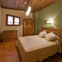 Habitació casa rural Cal Vall