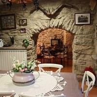 Interior casa rural Cal Vall
