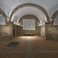 Església vella, interior, de la Guàrdia d'Urgell (2).jpg