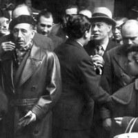 Lluís Companys marxa a l'exili el dia 1 de febrer de l'any 1939.