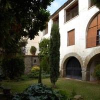 Casa pairal de Lluís Companys a la població del Tarròs.
