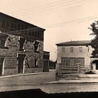 Plaça de la Vila de Tornabous