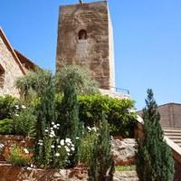 Jardins de la Torre de la Guàrdia d'Urgell