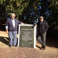 Visita al Monument Lluís Companys del Tarròs de Pasqual Maragall
