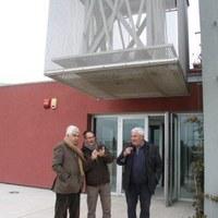 Visita al Centre Lluís Companys del Tarròs de Pasqual Maragall