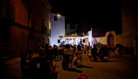 Èxit de la tercera vetllada del Festival a2m al Tarròs